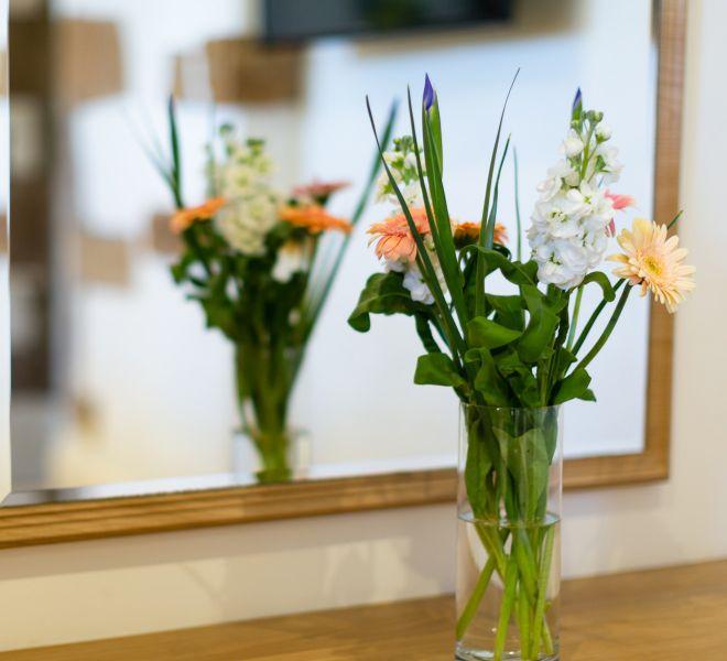 square flowers